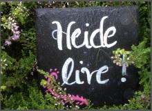 Messestand: Lüneburger Heide